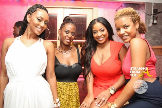Keri Hilson Hosts Krave Grand Opening-12