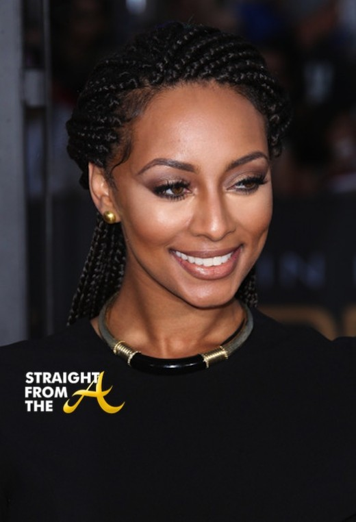 Keri Hilson Riddick Red Carpet 082913 - 10