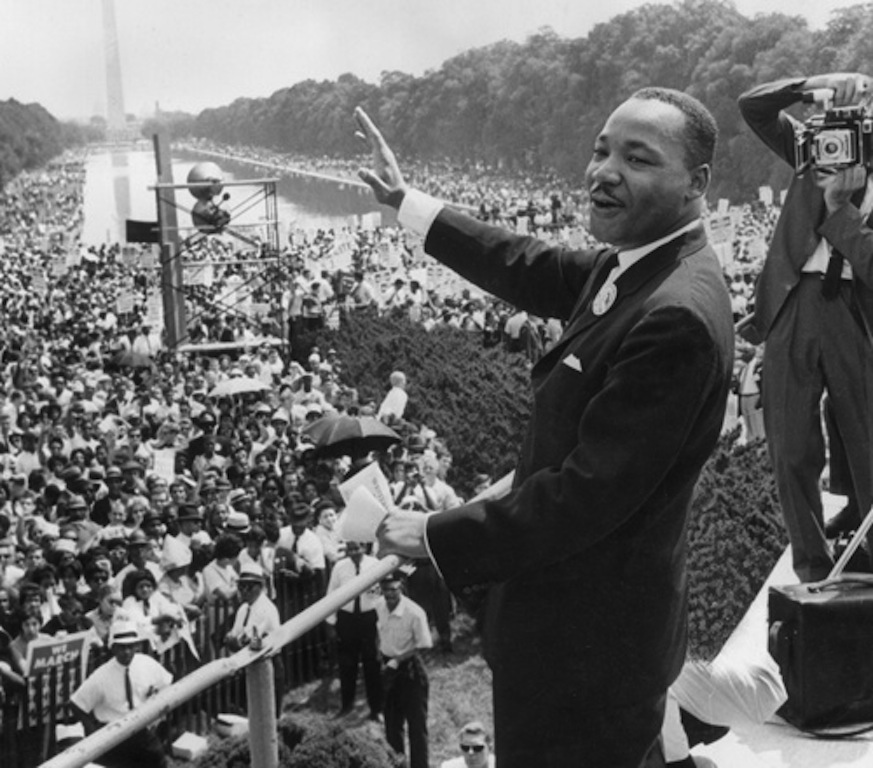 """mlk i have a dream and If not for two spontaneous, subtle, impeccably-timed acts, the iconic phrase """"i  have a dream"""" delivered by martin luther king, jr on the steps of."""
