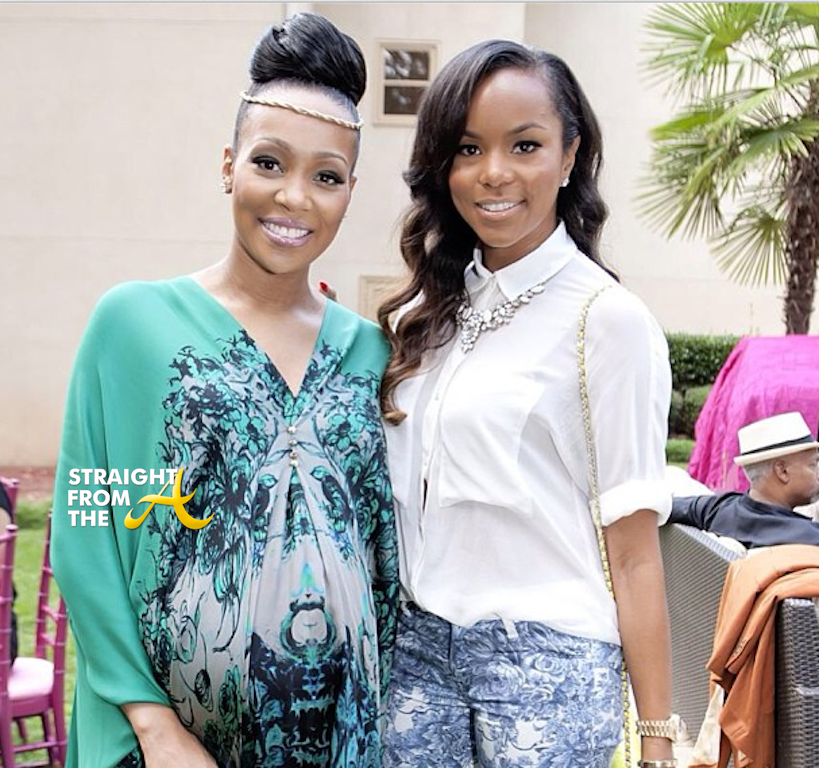 Monica Brown LaToya Luckett – 2013 - Straight From The A ... | 819 x 768 png 1151kB