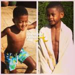Naviyd and Cinco Poolside 2013 1
