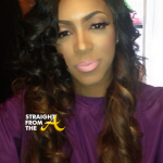Porsha Stewart Hair StraightFromTheA 1