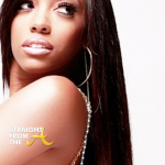 Porsha Stewart Naked Hair StraightFromTheA 1