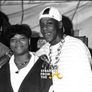 Queen Latifah Jay Z