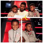 Usher Naviyd and Cinco