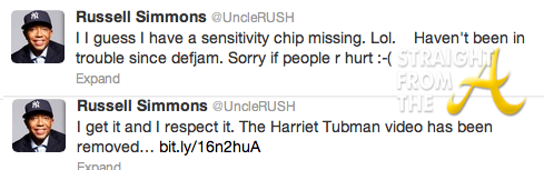 uncle rush tweets