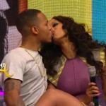 Tyra Banks Bow Wow Kiss 5
