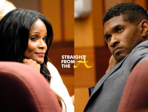 Usher Tameka Court SFTA 4