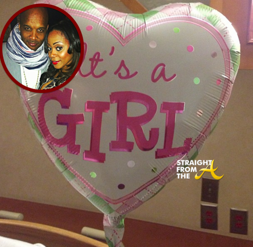 latavia roberson gives birth straightfromthea