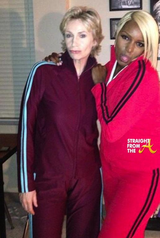 nene leakes coach roz 2013