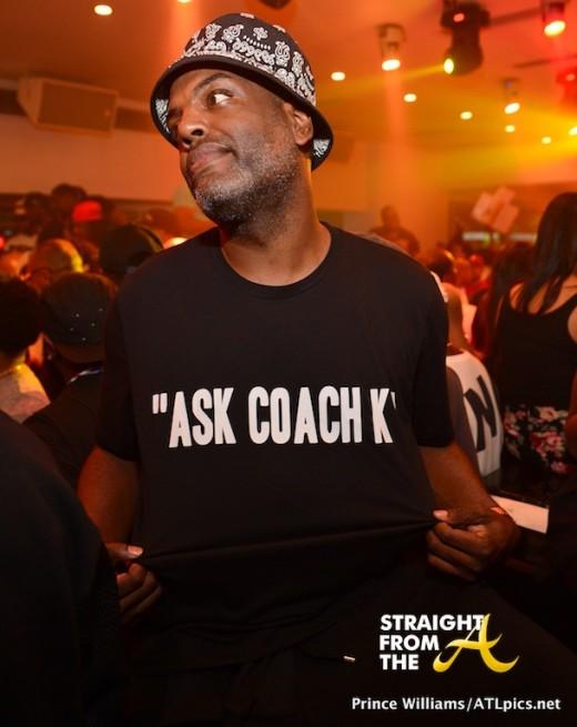 Coach K LOL