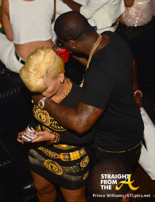 Gucci Mane Keyshia Kaoir Text Straight From The A Sfta