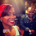 Kandi and Derek J StraightFromTheA