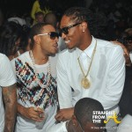Ludacris' All-White 'LudaDay' Party: Usher, LaToya Luckett, Future & More Attend… [PHOTOS]