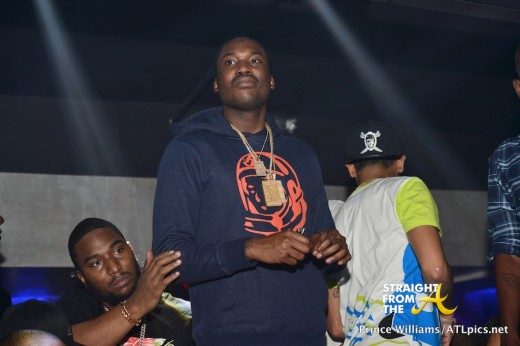 Meek Mill at Prive 1