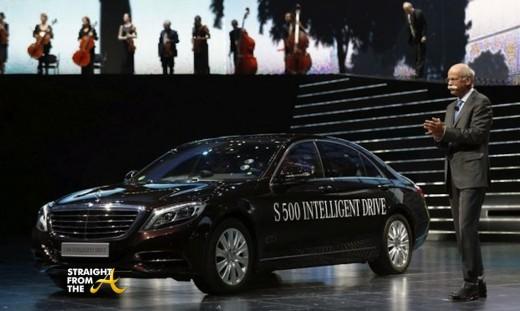 Mercedes S500 Intelligent drive straightfromthea 3