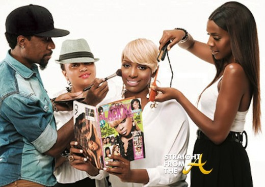 Nene Leakes Sophisticates Black Hair 1