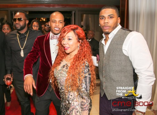 RICO LOVE TIP TINY NELLY TIPs PEEP SHOPW BET HH Awards AFTER PARTY 2013