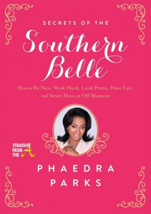 Secrets of Southern Belle Book Phaedra Parks SFTA