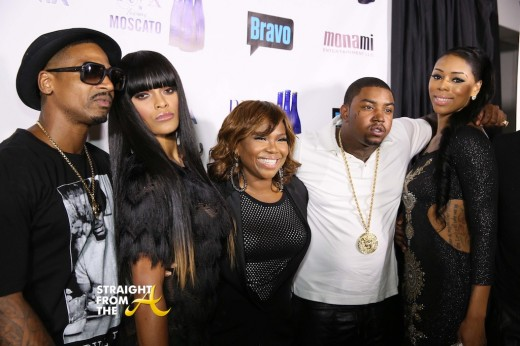 Stevie J - Joseline - Mona Scott-Young - Lil Scrappy - Bambi