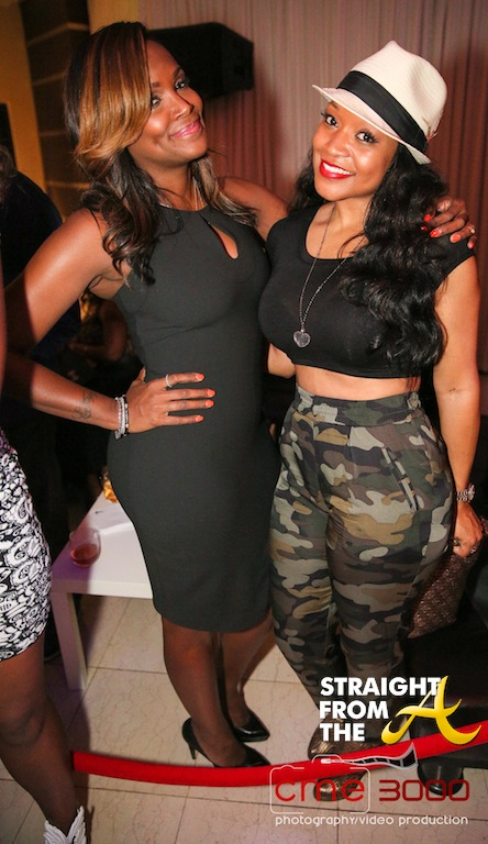 TAMEKA RAYMOND MONYETTA SHAW TIPs PEEP SHOPW BET HH Awards AFTER PARTY 2013 026 CME 3000_