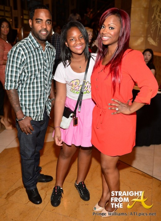 Todd Riley and Kandi
