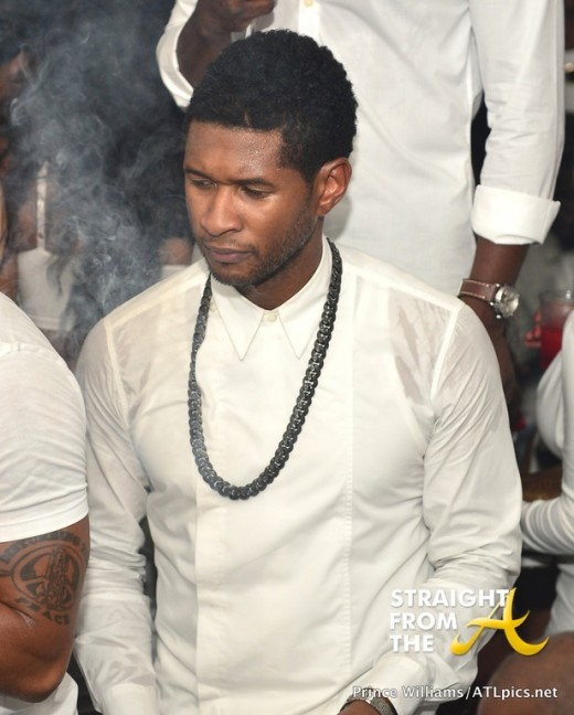 Usher Faded
