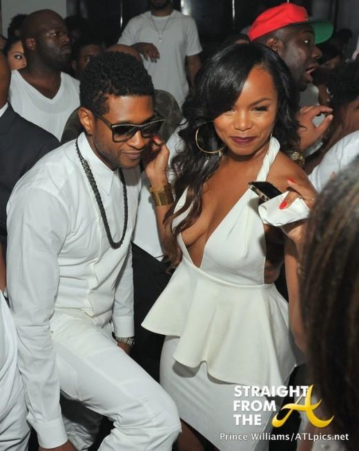 Usher Latoya Luckett