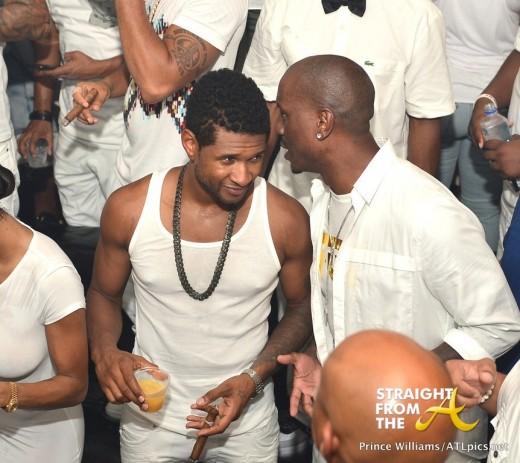Usher Sweaty Tyrese