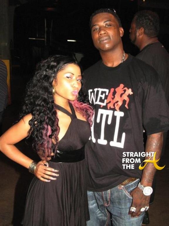 Gucci Nicki Straight From The A Sfta Atlanta