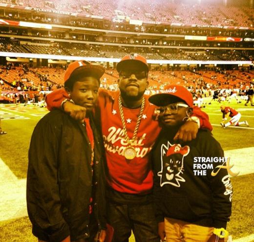 BIg Boi Falcons v Jets 2013