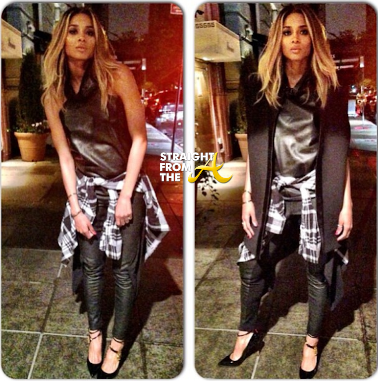 Ciara Dancing 2013