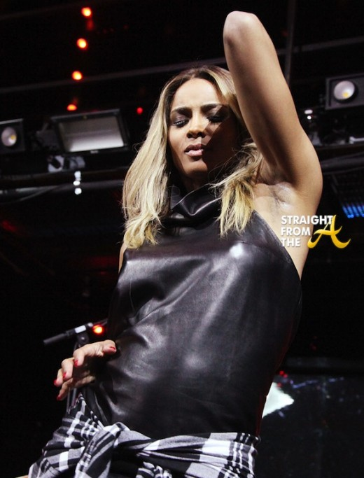 Ciara performs at the 9th Annual Paper Magazine Nightlife Awards