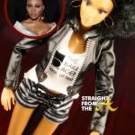 Cynthia Bailey Doll StraightFromTheA 1