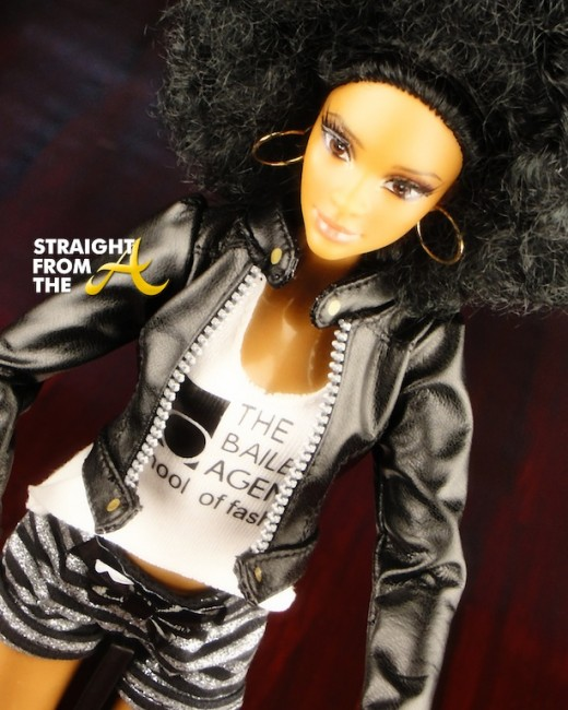 Cynthia Bailey Doll StraightFromTheA 6