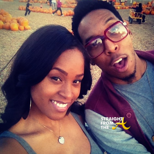 Deitrick Haddon and wife 4