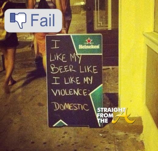 Domestic Violence Sign Texas Bar