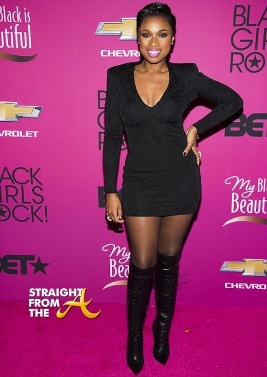 Jennifer Hudson Black Girls Rock 2013 1