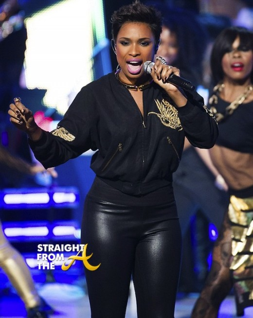 Jennifer Hudson Black Girls Rock 2013 2