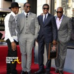 Kenny 'Babyface' Edmonds Receives Walk of Fame Star! Usher, Diddy, Toni Braxton & More Attend Ceremony…