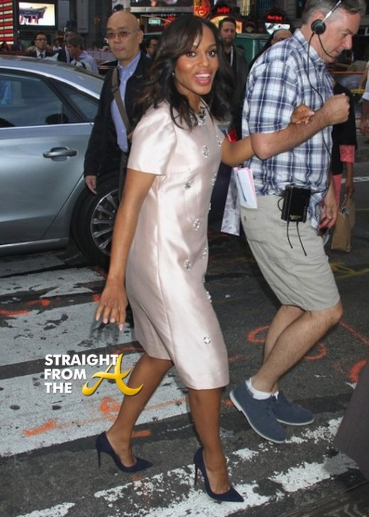 Kerry Washington Good Morning America SFTA 8
