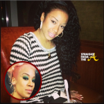New Doo Alert! Keyshia Cole Goes Back to Black… [PHOTOS]