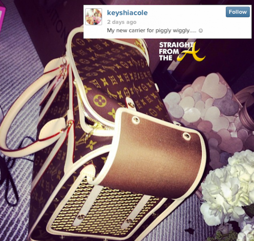 Keyshia Cole Birthday Presents 3