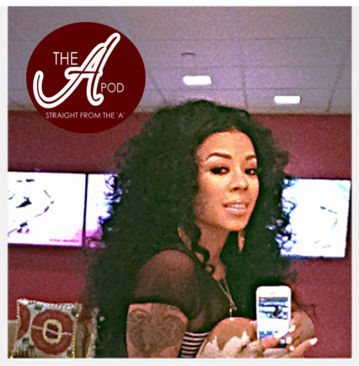 Keyshia Cole TheApod