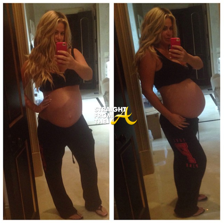 5 months pregnant trailer park chick gets creampied - 2 part 6