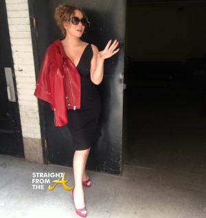 Mariah Carey StraightFromTheA