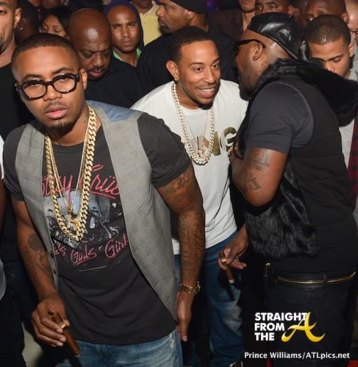 Nas Ludacris & jeezy 5