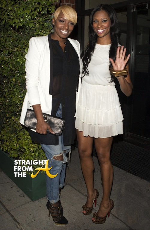 Nene Leakes Jennifer Williams 4 Straight From The A