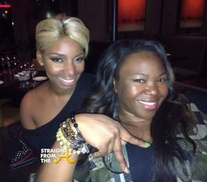 Nene Leakes Michelle ATLien Brown StraightFromTheA 3