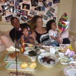 Nick Cannon Mariah Carey and Kids 2013 StraightFromTheA 1